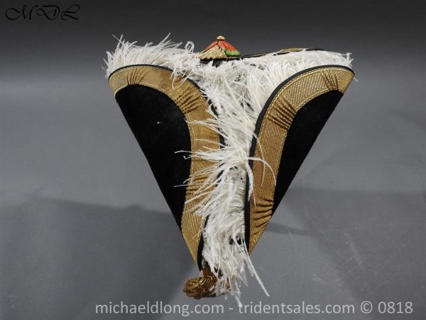 P53362 600x450 Coachmans Victorian Tricorn Hat