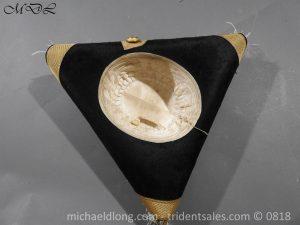 P53366 300x225 Coachmans Victorian Tricorn Hat