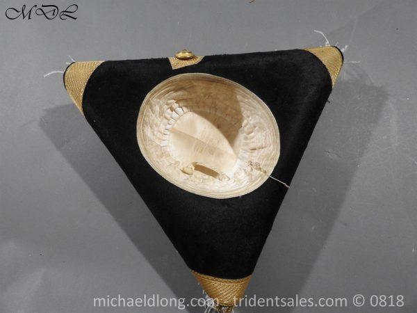 P53366 600x450 Coachmans Victorian Tricorn Hat