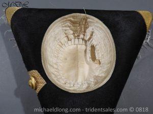 P53367 300x225 Coachmans Victorian Tricorn Hat