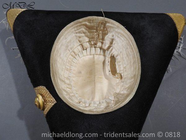 P53367 600x450 Coachmans Victorian Tricorn Hat