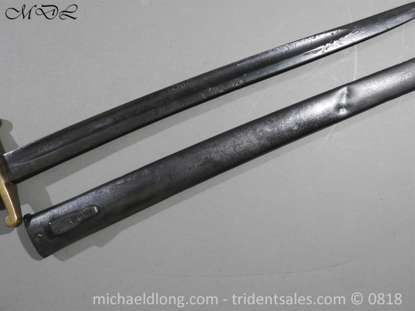 P53385 600x450 Bavarian 1892 Pattern Artillery Sidearm 50