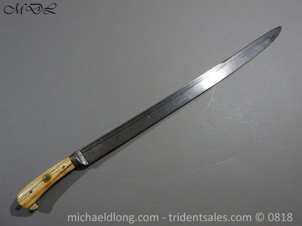 P53419 600x450 19th Century Afghan Sidearm 29