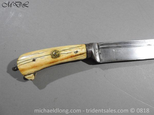 P53420 600x450 19th Century Afghan Sidearm 29