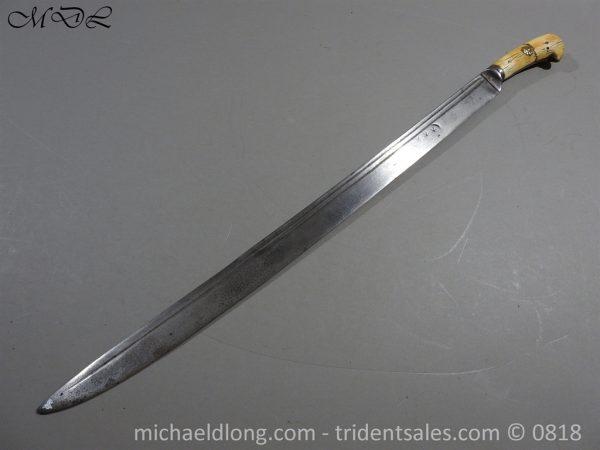 P53430 600x450 19th Century Afghan Sidearm 29