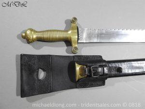 P53469 300x225 Swiss Pioneer Sidearm 1842 Pattern (Faschinenmesser) 19