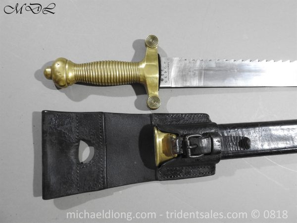 P53469 600x450 Swiss Pioneer Sidearm 1842 Pattern (Faschinenmesser) 19
