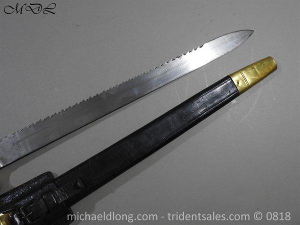 P53470 600x450 Swiss Pioneer Sidearm 1842 Pattern (Faschinenmesser) 19