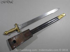 P53471 300x225 Swiss Pioneer Sidearm 1842 Pattern (Faschinenmesser) 19