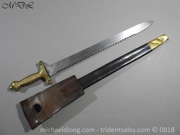 P53471 600x450 Swiss Pioneer Sidearm 1842 Pattern (Faschinenmesser) 19