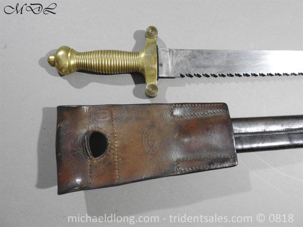 P53472 600x450 Swiss Pioneer Sidearm 1842 Pattern (Faschinenmesser) 19