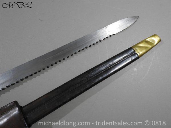 P53473 600x450 Swiss Pioneer Sidearm 1842 Pattern (Faschinenmesser) 19