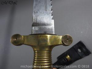 P53477 300x225 Swiss Pioneer Sidearm 1842 Pattern (Faschinenmesser) 19
