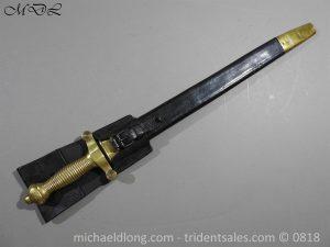 P53479 300x225 Swiss Pioneer Sidearm 1842 Pattern (Faschinenmesser) 19