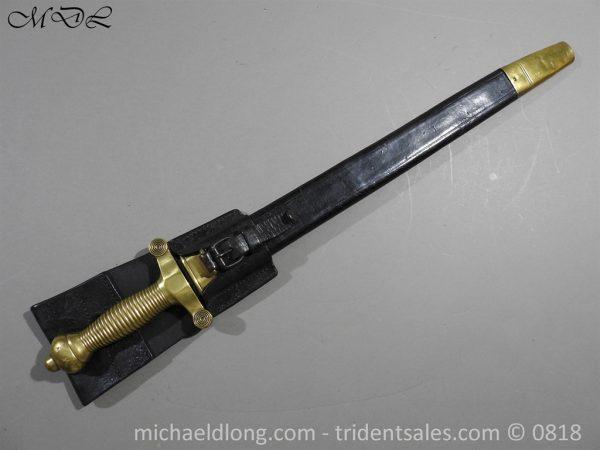P53479 600x450 Swiss Pioneer Sidearm 1842 Pattern (Faschinenmesser) 19