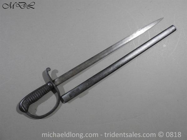 P53480 600x450 Turkish N.C.O's Sidearm circa 1895 45