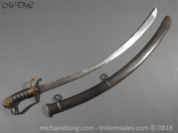 P53677 600x450 British Officers Georgian Sword