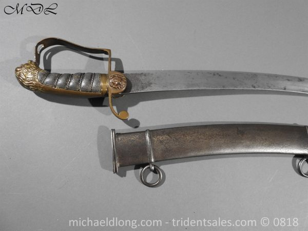 P53682 600x450 British Officers Georgian Sword