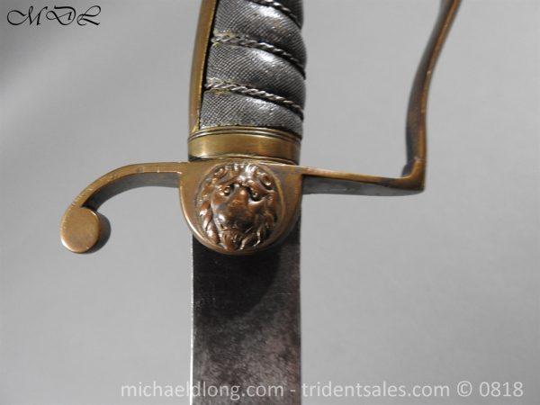 P53695 600x450 British Officers Georgian Sword