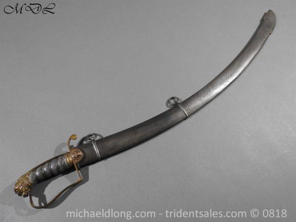 P53699 600x450 British Officers Georgian Sword