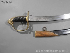 P53822 300x225 British 1803 Grenadier Company Sword by Prosser