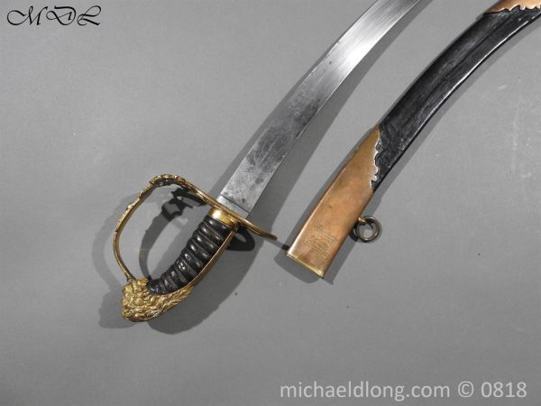 P53826 600x450 British 1803 Grenadier Company Sword by Prosser