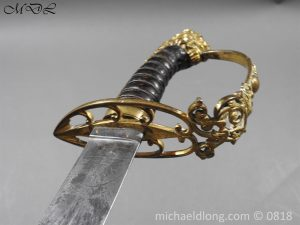 P53839 300x225 British 1803 Grenadier Company Sword by Prosser