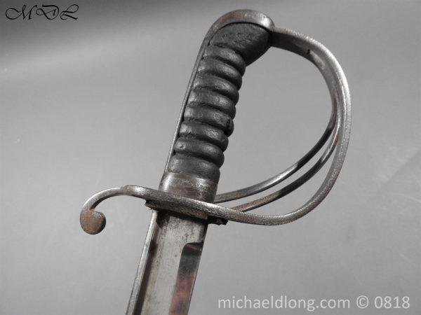 P53864 600x450 British 1821 Troopers Sword