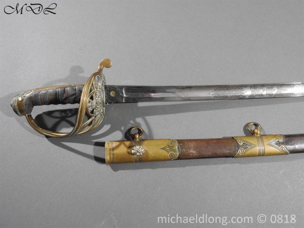 P54062 600x450 British 1822 Officers Sword by Wilkinson Maj G Balfour