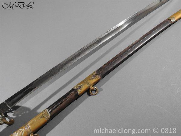 P54067 600x450 British 1822 Officers Sword by Wilkinson Maj G Balfour