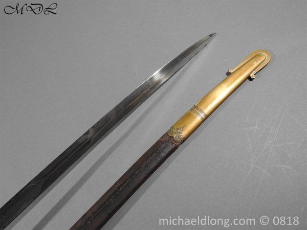 P54068 600x450 British 1822 Officers Sword by Wilkinson Maj G Balfour