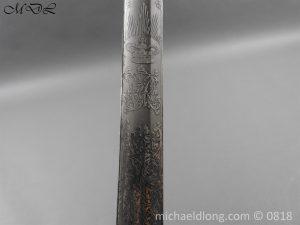 P54074 300x225 British 1822 Officers Sword by Wilkinson Maj G Balfour