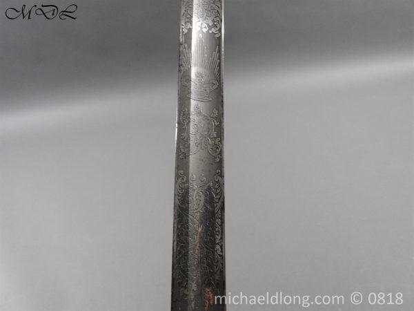 P54077 600x450 British 1822 Officers Sword by Wilkinson Maj G Balfour