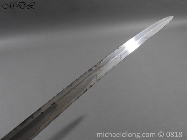 P54079 600x450 British 1822 Officers Sword by Wilkinson Maj G Balfour