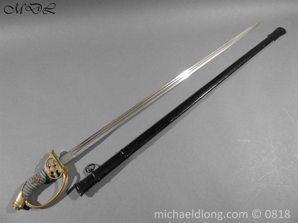 P54118 600x450 Imperial German M1889 Infantry officers sword