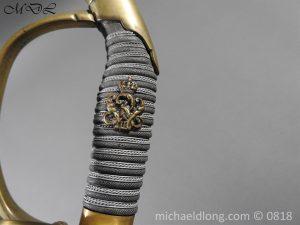 P54132 300x225 Imperial German M1889 Infantry officers sword