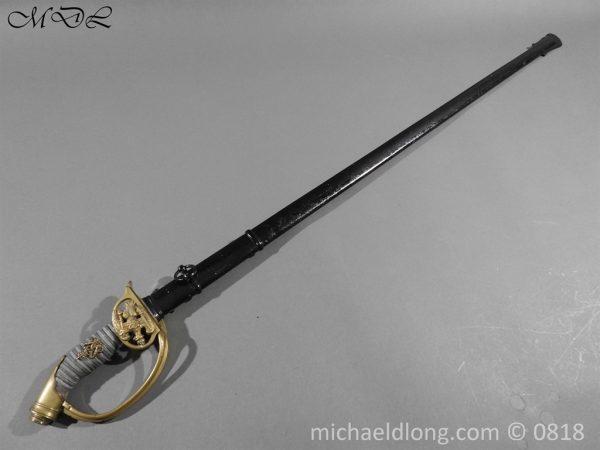 P54138 600x450 Imperial German M1889 Infantry officers sword
