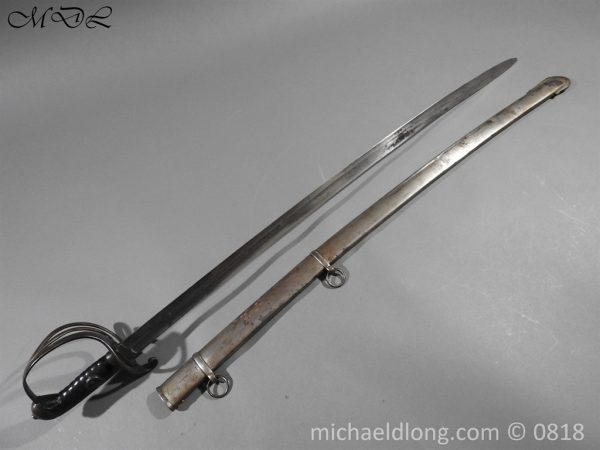 P54194 600x450 1821 Cavalry Troopers Sword by Woolley