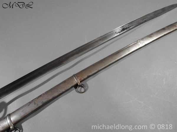 P54196 600x450 1821 Cavalry Troopers Sword by Woolley