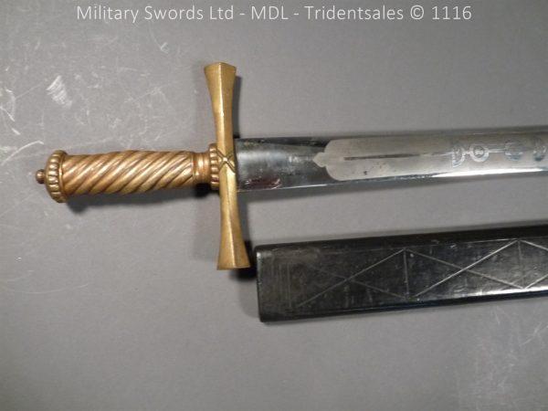 P7128 600x450 Italian SPQR Short Sword