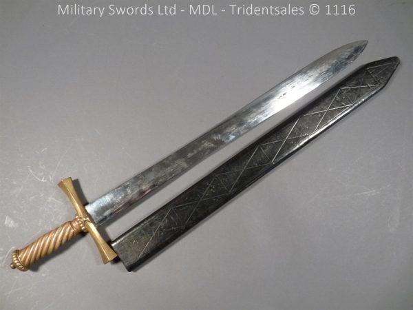 P7130 600x450 Italian SPQR Short Sword