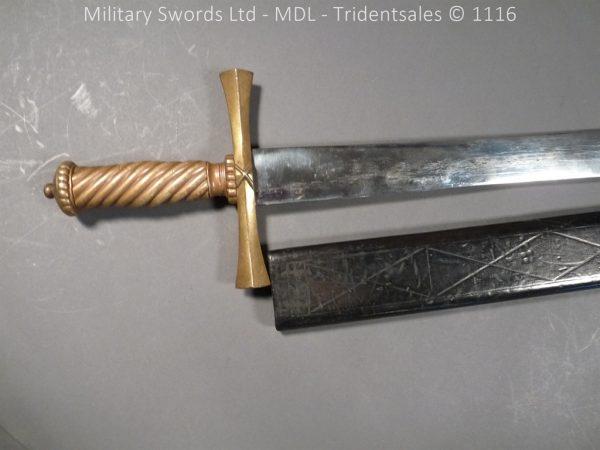 P7131 600x450 Italian SPQR Short Sword