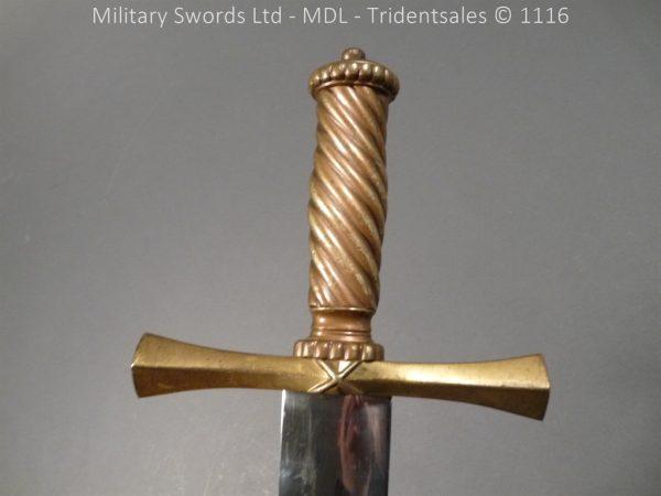 P7146 600x450 Italian SPQR Short Sword