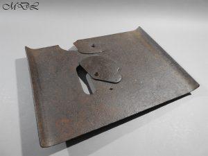 P54756 300x225 German WW1 Trench Sniper Shield