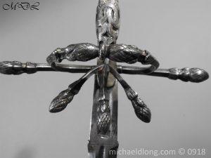 P54854 300x225 Rapier Ensuite Left Hand Dagger by Christian Leygebe c 1650