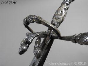 P54861 300x225 Rapier Ensuite Left Hand Dagger by Christian Leygebe c 1650