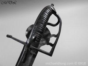 P54919 300x225 German Cavalry Broadsword c 1720 1730
