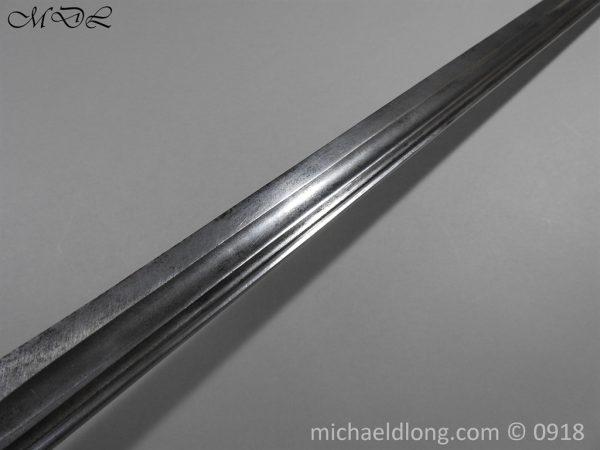 P54944 600x450 Horse Grenadier Guards Troopers Sword c 1780