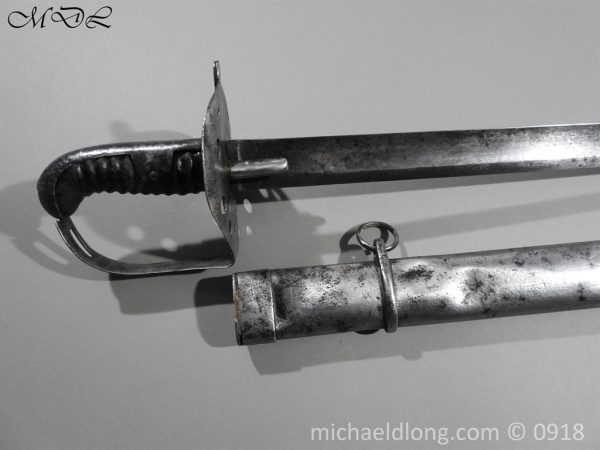 P54951 600x450 British 1796 Heavy Cavalry Trooper Sword by Osborn