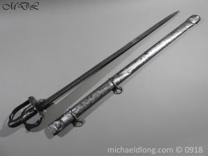 P54954 300x225 British 1796 Heavy Cavalry Trooper Sword by Osborn